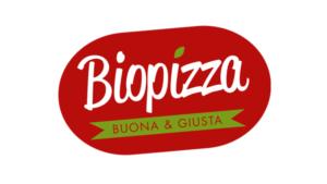 Logo Biopizza - buona & giusta