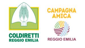 Logo Coldiretti Reggi Emilia - Logo Campagna Amica