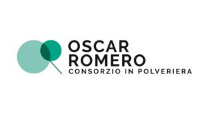 Logo Oscar Romero - Consorzio in Polveriera