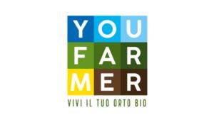 Logo YouFarmer - Vivi il tuo orto bio